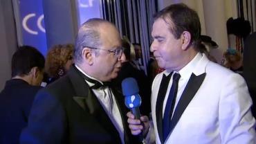 Ovadia Saadia sobre Amaury Jr.: '� refer�ncia entre colunistas'