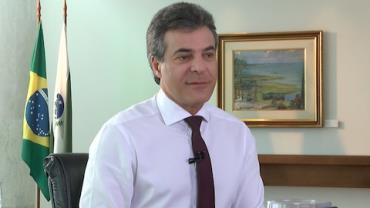 Beto Richa, governador do Paran�
