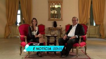 � Not�cia entrevista Luiz Fernando Pez�o, governador do RJ; assista � 0h15