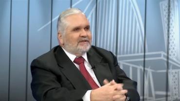 Roberto Gurgel, ex-procurador-geral da Rep�blica