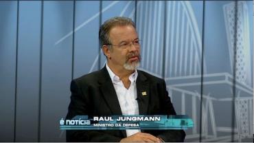 Raul Jungmann, ministro da Defesa