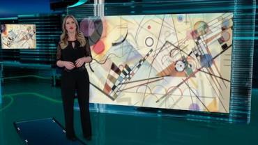 Mostra sobre Kandinsky come�a em SP em julho