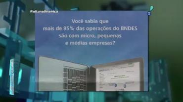 BNDES diz que 95% dos empr�stimos s�o para pequenas empresas
