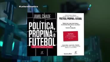 Jamil Chade lan�a livro em S�o Paulo
