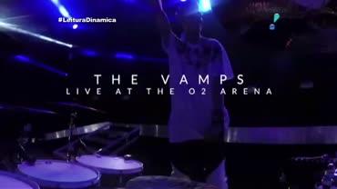 The Vamps divulga trailer oficial de show que virou DVD