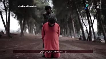 Estado Isl�mico divulga v�deo com amea�as espec�ficas aos EUA