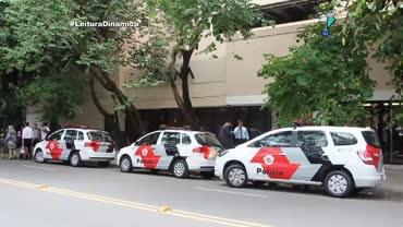 Tentativa de assalto leva p�nico ao Shopping Iguatemi em SP