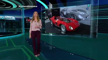 Ferrari ic�nica do automobilismo ser� leiloada na Fran�a