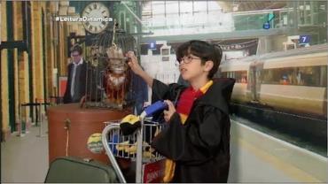 Bienal Internacional do Livro de SP tem espa�o para amantes de Harry Potter