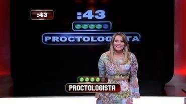 Geisy Arruda n�o sabe o que � um proctologista: 'eu n�o sou homem'