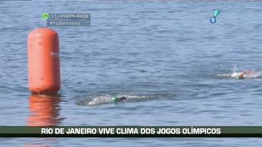 Comit� ol�mpico realiza evento de teste para o Rio 2016