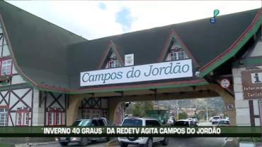 RedeTV! encerra Inverno 40 Graus com grandes shows em Campos do Jord�o