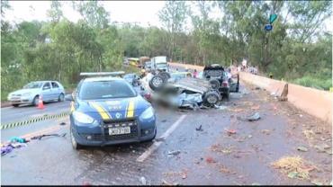 Acidente deixa seis mortos em Belo Horizonte