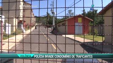 Condom�nio do Minha Casa, Minha Vida � alvo de opera��o policial no RJ