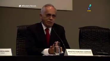 Vice-presidente do TCU deixa processo por suspeita de propina