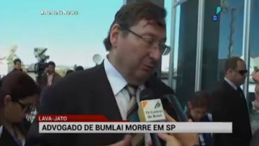 Morre em SP advogado de Bumlai