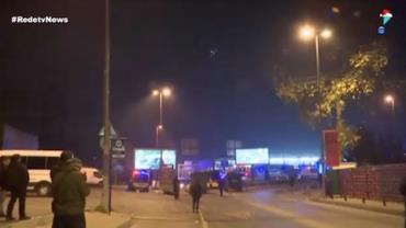 Vídeos mostram momento exato de explosões na Turquia