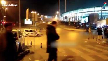 Disparos foram ouvidos após explosões na Turquia
