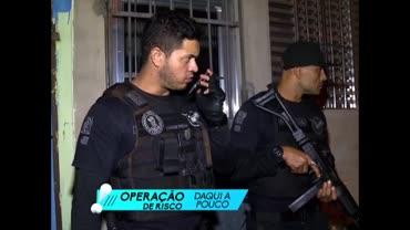 Veja a��es policiais no 'Opera��o de Risco'; s�bado, �s 22h15