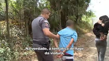 Ladr�es s�o presos ap�s roubo em Campinas, S�o Paulo