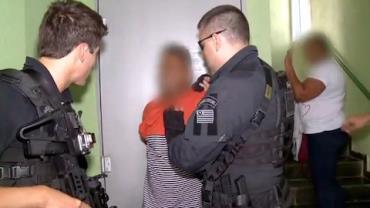 Traficante resiste � pris�o e pede para ser morto