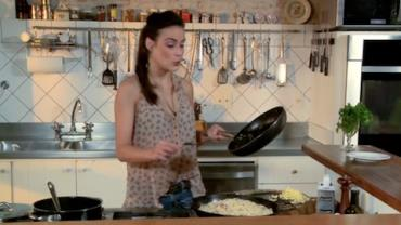 Heaven Delhaye ensina a fazer risoto de carne seca