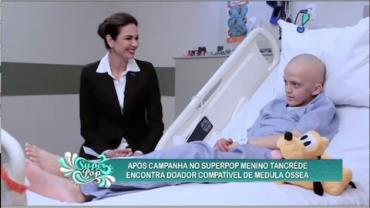 Tancr�de conta a Luciana Gimenez como se sente ap�s transplante