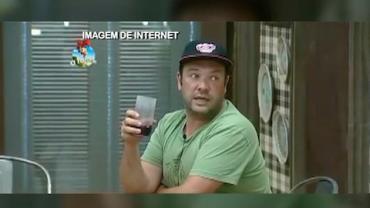 Felipeh Campos vai encarar 'Porta da Fama'