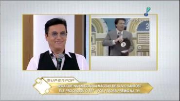 Nahim relembra participa��o em programa de Silvio Santos