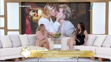 Conhe�a a hist�ria emocionante de Emma e Adriane Galisteu