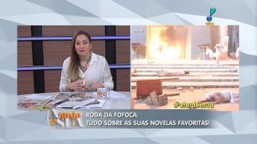 A Tarde � Sua comenta 'pragas' de novela (7)