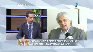 Caso Delc�dio: 'Parece reuni�o de mafioso', diz Mauro Tagliaferri(4)