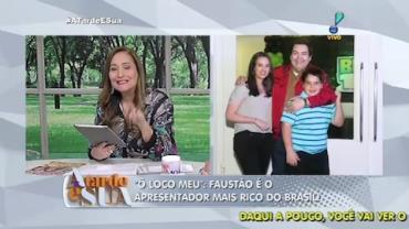 Fausto Silva � topo no ranking de maiores sal�rios da TV (5)