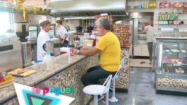 Cliente sai de lanchonete irritado ao receber 'gelo e g�s' de gord�o
