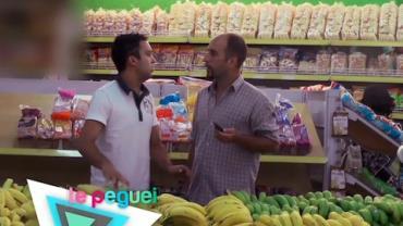 Ida ao supermercado pode ser a maior confus�o