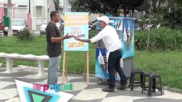 Cliente cai em 'gelada' com casquinha na promo��o