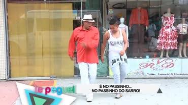 Malandro ensina como ter 'samba no p�'