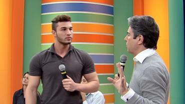 Guilherme revela que acusou irm�o de usar anabolizantes (2)
