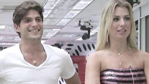Andr� nega noivado com Fernanda: '� namoro s�rio'