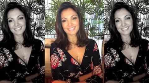 Patr�cia Poeta rejeita voltar ao 'Fant�stico'