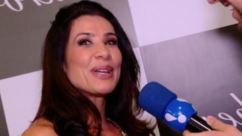 Scheila Carvalho assume botox: 'O importante � me achar bonita'