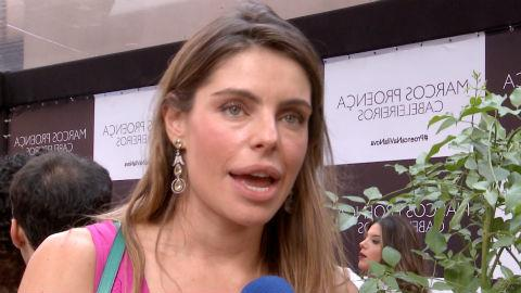Daniela Cicarelli explica que 'esconde' a filha por ci�mes