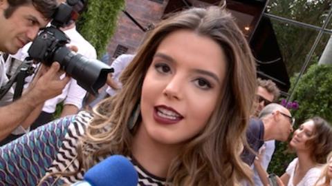 Giovanna Lancellotti revela que n�o gosta de rotina
