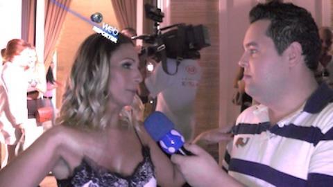 Valesca Popozuda quer 'privacidade' para o namorado