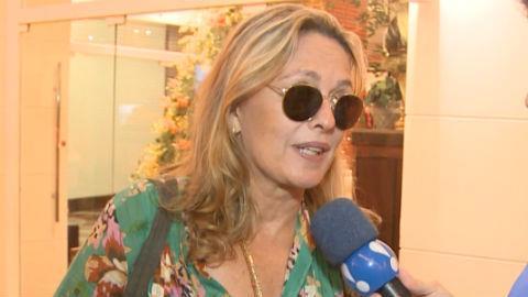 Maria Zilda comenta casamento com Ana Kalil: '� uma coisa natural'