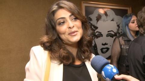 Juliana Paes sobre f�rias: 'Foi bom estar 100% � vontade'