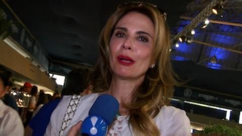 Luciana Gimenez: 'Sou feliz com o que tenho, mas quero mais'