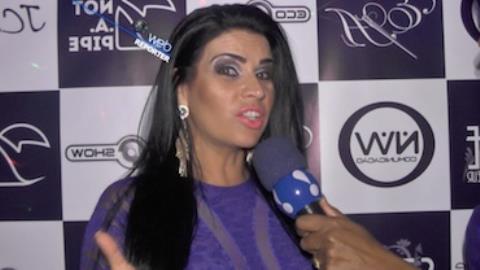 Solange Gomes diz que gosta dos 'novinhos': 'Eles t�m pique'