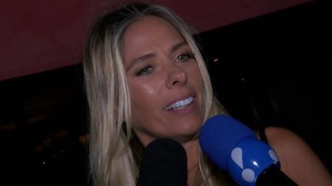 Adriane Galisteu sobre volta � TV: 'Estou mexendo os pauzinhos'