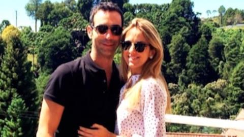 Ticiane Pinheiro quer evitar expor namoro com Tralli